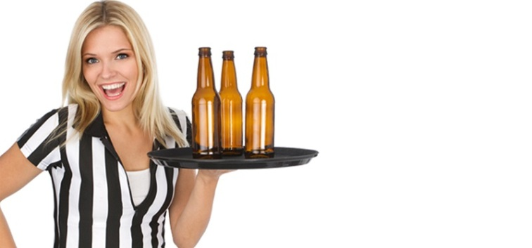 server cheers